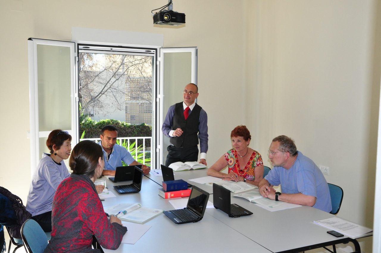 Cervantes Escuela Internacional